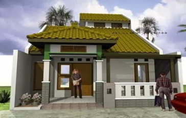 Contoh Atap Rumah Minimalis Modern Rumahminimalismanja
