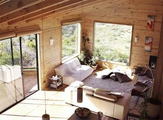 Desain Interior Rumah Kayu Sederhana Interior Rumah