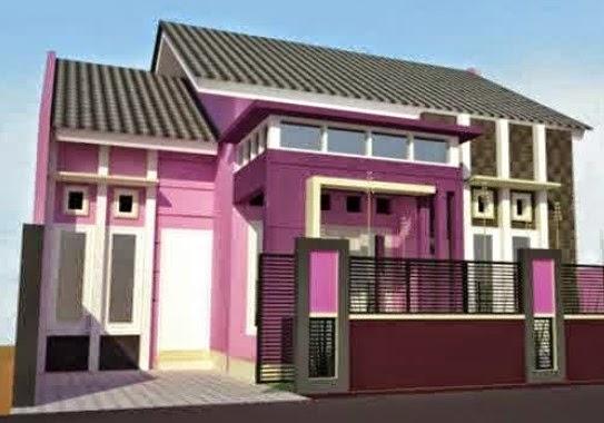 Warna cat rumah yang bagus menurut Islam  RumahMinimalisManja